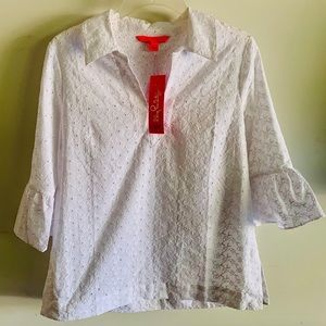 Lilly Pulitzer Ginger Top